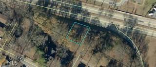 Land for sale in 0 Oak St, East Point, GA, 30344