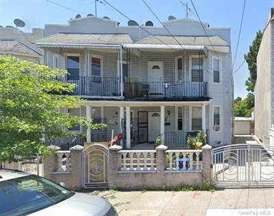 Multifamily for sale in 90-22 179th Place, Jamaica, NY, 11432