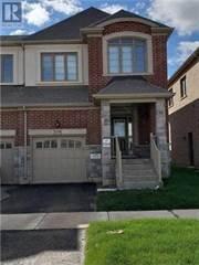Single Family for rent in 1270 HAMMAN WAY, Milton, Ontario