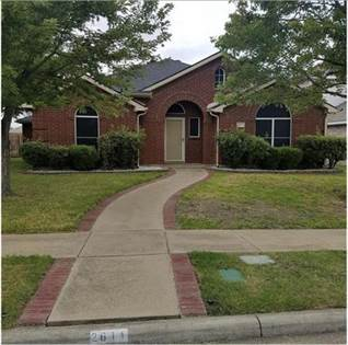 Residential Property for sale in 2611 Crosscreek Lane, Mesquite, TX, 75181