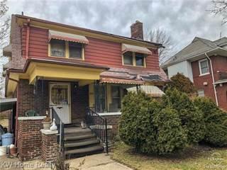 Single Family for sale in 120 TUXEDO Street, Highland Park, MI, 48203