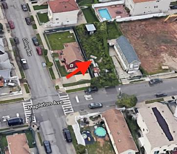 Lots And Land for sale in 52 Mapleton Avenue, Staten Island, NY, 10306