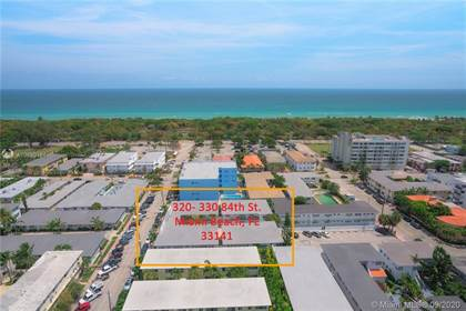 Commercial for sale in 320 - 330 84th St, Miami Beach, FL, 33141