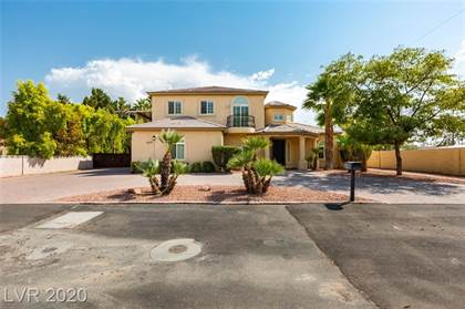 Residential Property for sale in 6233 Palmyra Avenue, Las Vegas, NV, 89146