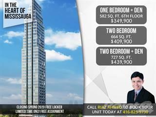 Apartment for sale in Hwy 10/Burnhamthorpe, Mississauga, Ontario