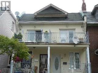 Single Family for rent in 89 PAULINE AVE, Toronto, Ontario, M6H3M7