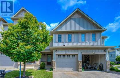 Single Family for sale in 85 BANKSIDE Drive Unit M78, Kitchener, Ontario, N2N3M4