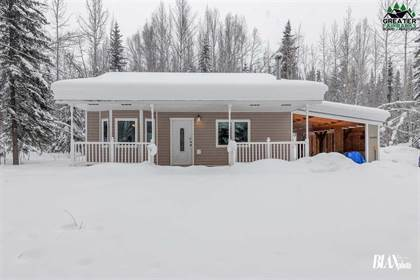 Residential Property for sale in 1449 REDMOND AVENUE, North Pole, AK, 99705