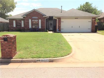 Residential for sale in 10312 Bradford Way, Oklahoma City, OK, 73099