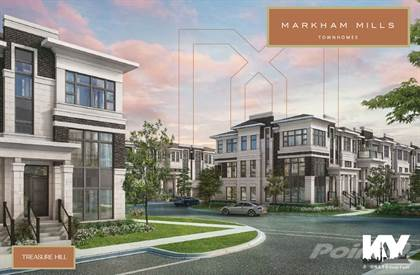 Residential Property for sale in Markham Mills Townhomes, Markham, Ontario, L3P3J3