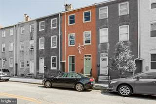 Townhouse for rent in 1731 E LOMBARD STREET, Baltimore City, MD, 21231