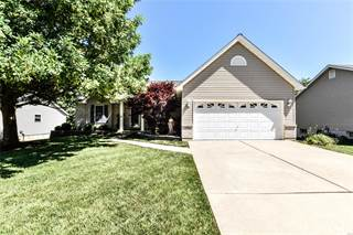 Single Family for sale in 1743 Fairview Farms Circle, Wentzville, MO, 63385