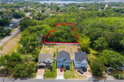 Lots And Land for sale in 1307 MOOSH AVENUE, Orlando, FL, 32803