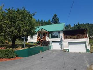 Single Family for sale in 210 8th St, Silverton, ID, 83867