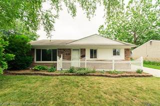 Single Family for sale in 33170 FRASER Avenue, Fraser, MI, 48026