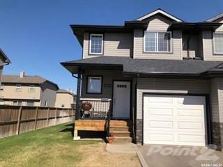 Townhouse for sale in 901 4th STREET S 109, Martensville, Saskatchewan