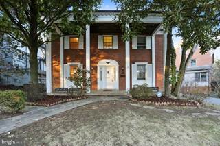 Single Family for sale in 15 E IRVING ST, Chevy Chase, MD, 20815
