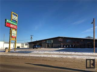 Comm/Ind for sale in 534 Broadway AVE, Killarney - Turtle Mountain, Manitoba