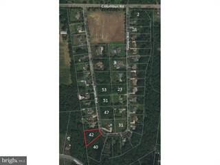 Land for sale in 42 FOUNTAIN BOULEVARD, Burlington, NJ, 08016