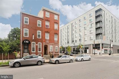 Multifamily for sale in 1002 W FAYETTE STREET, Baltimore City, MD, 21223