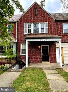 Residential Property for sale in 7303 HARFORD ROAD, Baltimore City, MD, 21234