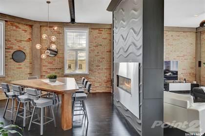 Condominium for sale in 1708 8th AVENUE 201, Regina, Saskatchewan, S4R 1E7
