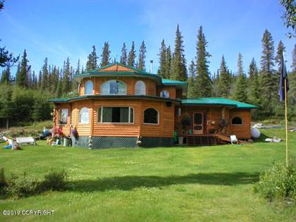 Residential Property for sale in Mi 2.2 Nugget Creek Road, Chitina, AK, 99566