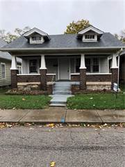 Single Family for rent in 929 North Oxford Street, Indianapolis, IN, 46201