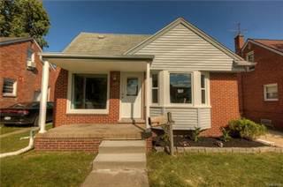 Single Family for sale in 9926 APPLETON, Redford, MI, 48239