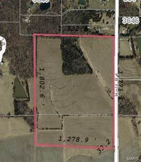 Farm And Agriculture for sale in 0 Holt           54 ac Road, Wentzville, MO, 63385