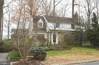 Single Family for sale in 8307 WOODHAVEN BOULEVARD, Bethesda, MD, 20817