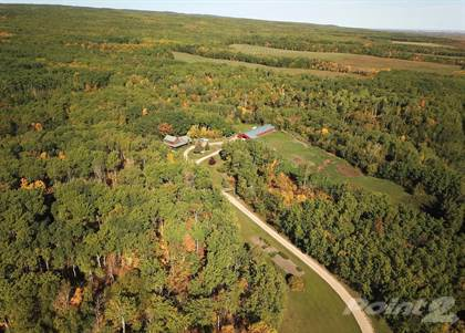 Residential Property for sale in 89001 Road 109N; SE 7-19-15w 160 acres in the RM of Rosedale, Rosedale, Manitoba