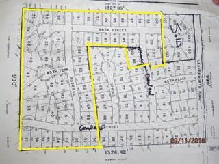 Land for sale in 8527 Lathrop Avenue, Kansas City, KS, 66109