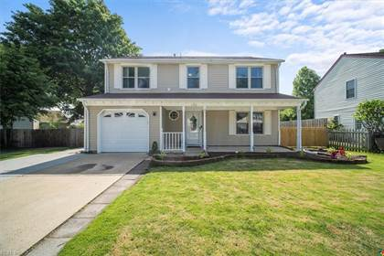 Residential Property for sale in 1760 Moonstone Drive, Virginia Beach, VA, 23456