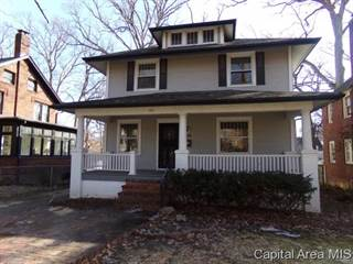 Single Family for sale in 214 N Summit Ave, Decatur, IL, 62522