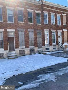Residential Property for sale in 2735 HARLEM AVE, Baltimore City, MD, 21216