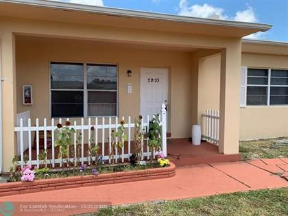 Residential Property for rent in 2933 Washington St 2933, Hollywood, FL, 33020