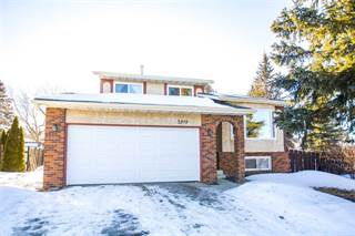 Single Family for sale in 3519 Hillview CR NW NW, Edmonton, Alberta, T6L1P4