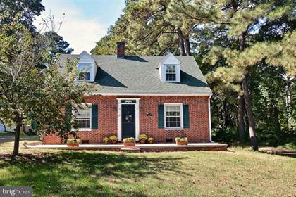 Residential Property for sale in 407 S WASHINGTON ST, Easton, MD, 21601