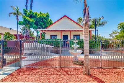 Multifamily for sale in 2739 LOGAN AVENUE 2741, San Diego, CA, 92113