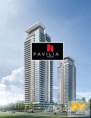 Condo for sale in Pavilia Towers, Markham, Ontario