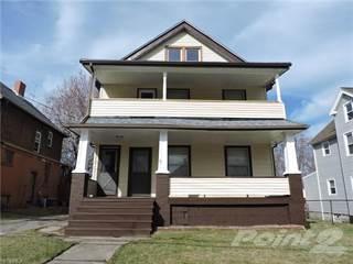 Duplex for sale in 2012 Spring Rd, Cleveland, OH, 44109
