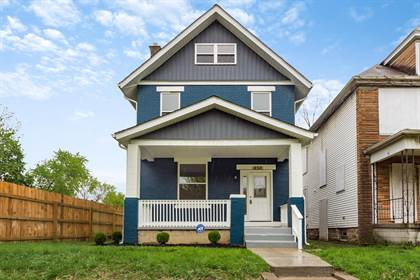 Residential Property for sale in 830 S Ohio Avenue, Columbus, OH, 43206