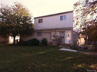 Multi-family Home for sale in 1047 MONTIE Road, Lincoln Park, MI, 48146