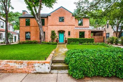 Residential for sale in 1120 N Canterbury Court, Dallas, TX, 75208