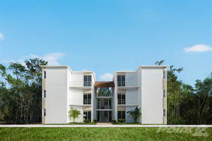 Residential Property for sale in Condos 2BR / 1 Bath in Gated Community, Cancun, Quintana Roo