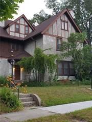 Townhouse for sale in 8129 SAINT PAUL Street, Detroit, MI, 48214