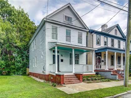 Residential Property for sale in 69 Webster Avenue, Portsmouth, VA, 23704