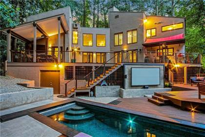 Residential Property for sale in 1042 Nawench Drive NW, Atlanta, GA, 30327