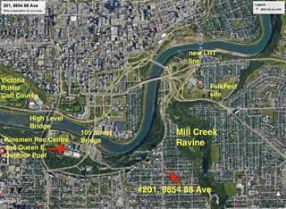 Condo for sale in 9854 88 AV NW, Edmonton, Alberta, T6E2R3